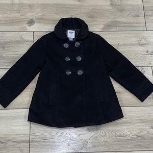 Old Navy Toddler Girl Winter Coat Size 5T